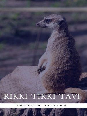 cover image of Rikki-Tikki-Tavi