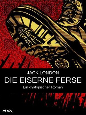 cover image of DIE EISERNE FERSE