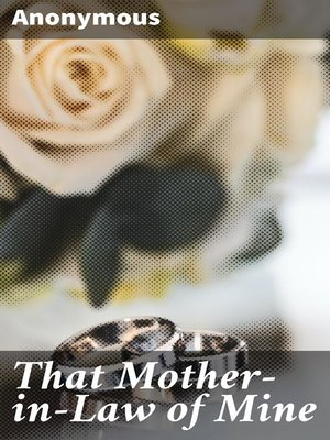 cover image of That Mother-in-Law of Mine