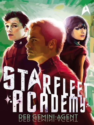 cover image of Star Trek--Starfleet Academy 3