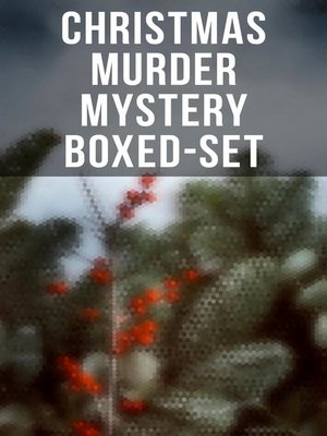 cover image of Christmas Murder Mystery Boxed-Set