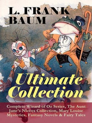 cover image of L. Frank Baum--Ultimate Collection