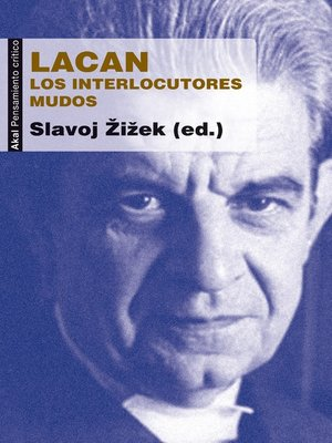 cover image of Lacan
