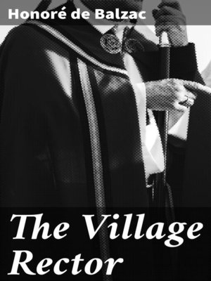 cover image of The Village Rector