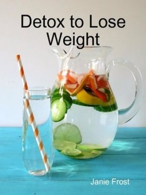 cover image of Detox to Lose Weight