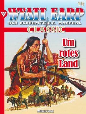 cover image of Wyatt Earp Classic 10 – Western