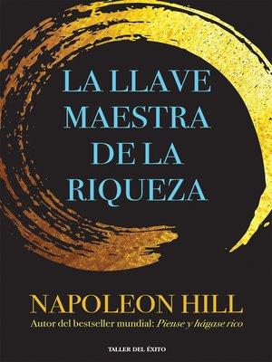 cover image of La llave maestra de la riqueza