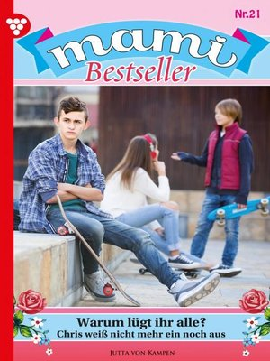 cover image of Mami Bestseller 21 – Familienroman