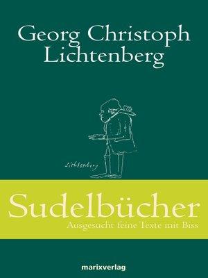 cover image of Sudelbücher