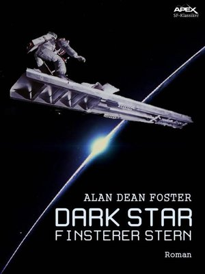 cover image of DARK STAR--FINSTERER STERN