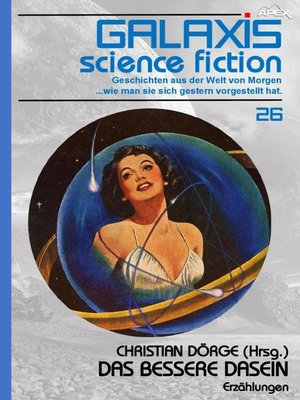 cover image of GALAXIS SCIENCE FICTION, Band 26