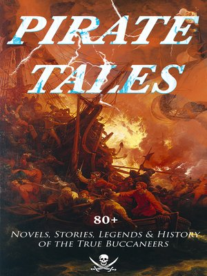cover image of PIRATE TALES