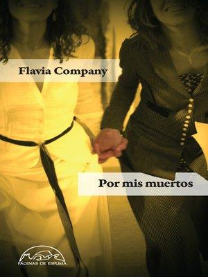 cover image of Por mis muertos