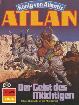 cover image of Atlan 499