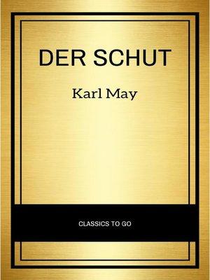 cover image of Der Schut