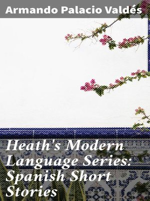 cover image of Heath's Modern Language Series