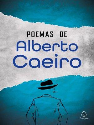 cover image of Poemas de Alberto Caeiro