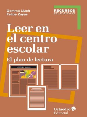 cover image of Leer en el centro escolar