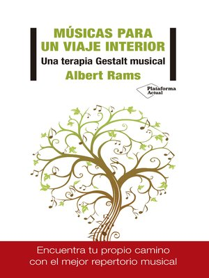 cover image of Músicas para un viaje interior