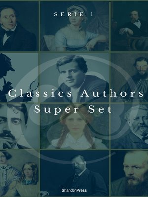 cover image of Classics Authors Super Set Serie 1 (Shandon Press).