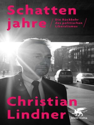 cover image of Schattenjahre