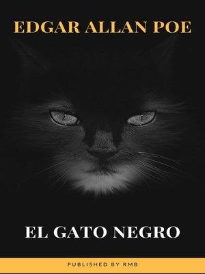 cover image of El gato negro