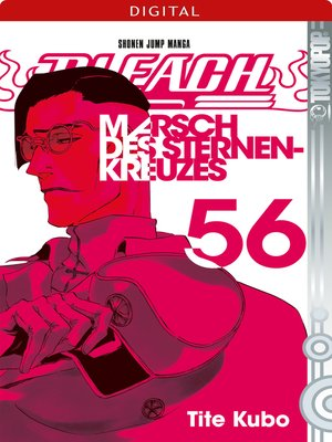 cover image of Bleach 56