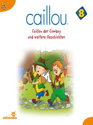 cover image of Caillou--Folgen 91-106