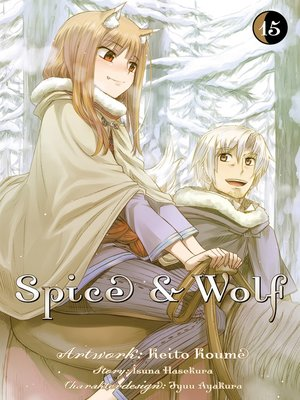 cover image of Spice & Wolf, Band 15