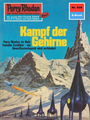 cover image of Perry Rhodan 626