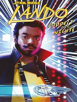 cover image of Star Wars Lando--Doppelt oder Nichts!