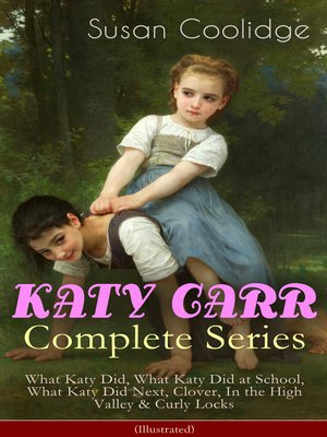 cover image of Katy Carr Complete Series