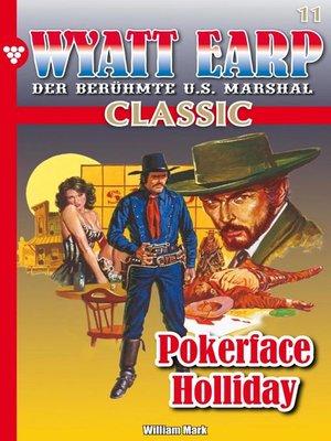 cover image of Wyatt Earp Classic 11 – Western