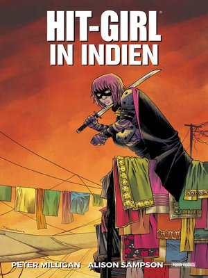 cover image of Hit-Girl--In Indien