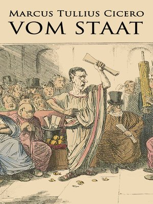 cover image of Vom Staat