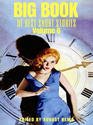 cover image of Big Book of Best Short Stories--Volume 6