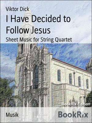 cover image of I Have Decided to Follow Jesus