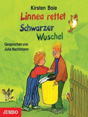 cover image of Linnea rettet schwarzer Wuschel