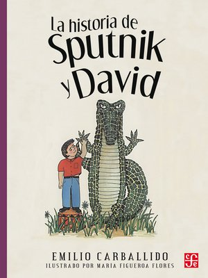 cover image of La historia de Sputnik y David