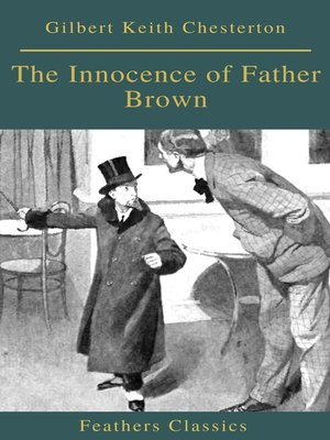 cover image of The Innocence of Father Brown (Feathers Classics)