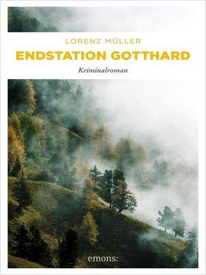 cover image of Endstation Gotthard