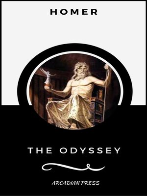 cover image of The Odyssey (ArcadianPress Edition)