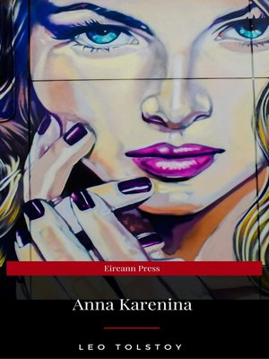 cover image of Anna Karenina (Oprah's Book Club) (Penguin Classics Deluxe Edition)
