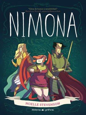 cover image of Nimona