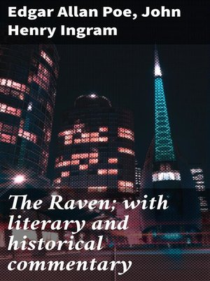 cover image of The Raven; with literary and historical commentary