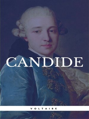 cover image of Candide (Book Center)