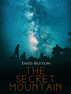 cover image of The Secret Mountain