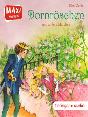 cover image of MAXI Dornröschen und andere Märchen
