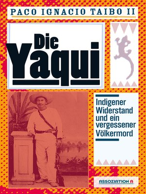 cover image of Die Yaqui