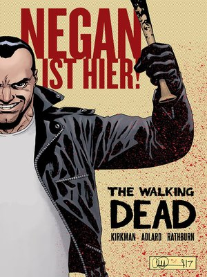 cover image of Negan ist hier!